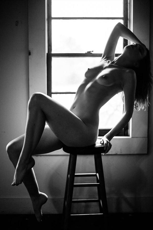 Artistic Nude Alternative Model Photo by Model Astrid Von Winter
