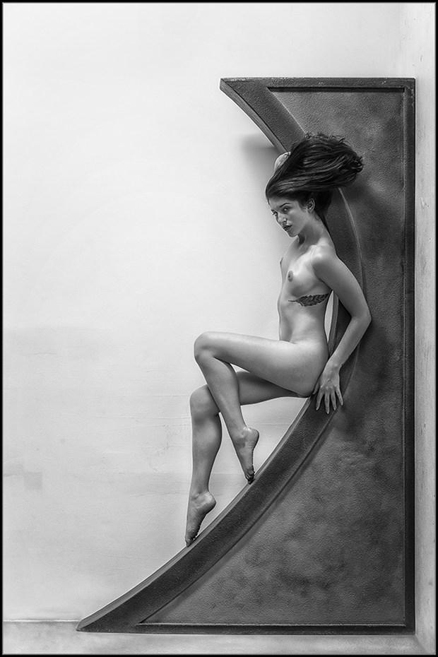 Artistic Nude Alternative Model Photo by Model Breanna Marie