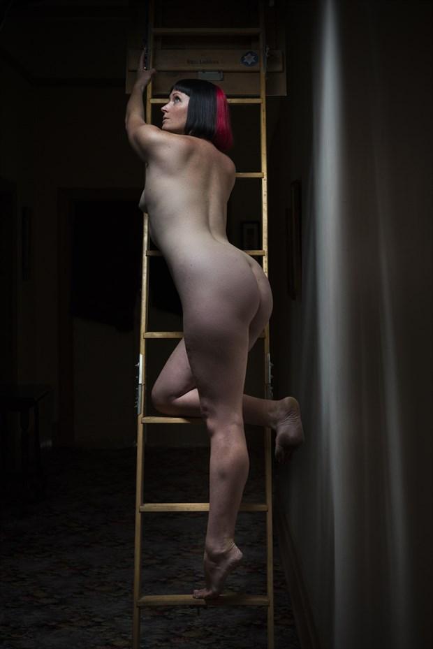 Artistic Nude Alternative Model Photo by Model Catherine Monk