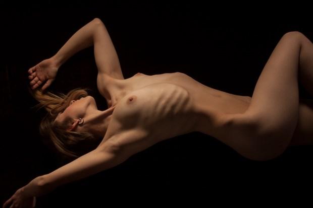 Artistic Nude Alternative Model Photo by Model Dahlia Black
