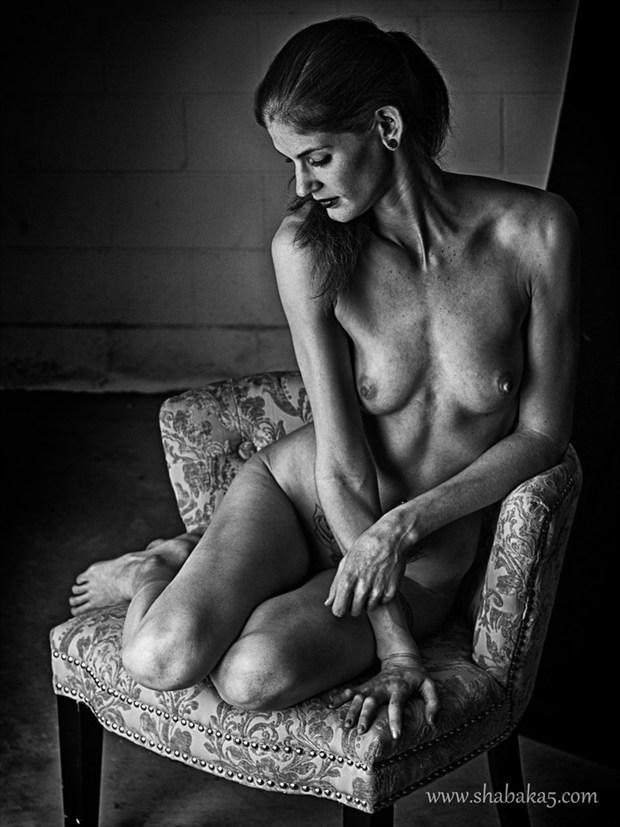 Artistic Nude Alternative Model Photo by Model Helen Hellfire
