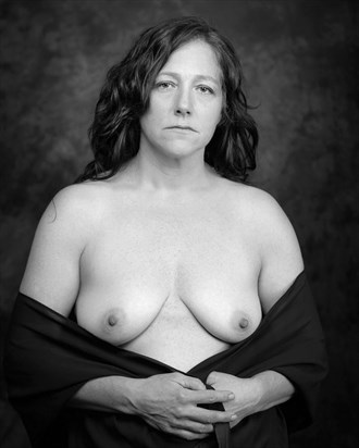 Artistic Nude Alternative Model Photo by Model Inner Essence