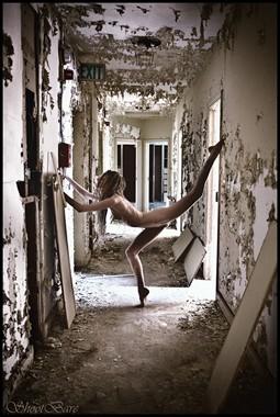 Artistic Nude Alternative Model Photo by Model Jenna Kellen