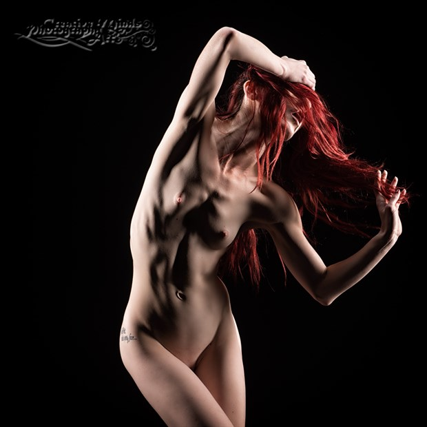 Artistic Nude Alternative Model Photo by Model Most Ghost