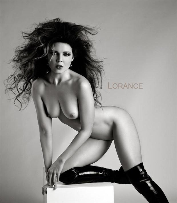 Artistic Nude Alternative Model Photo by Model Pure Rebel