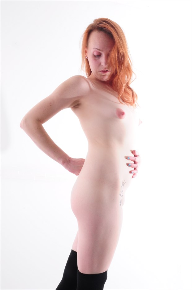 Artistic Nude Alternative Model Photo by Model Sachea Nicole