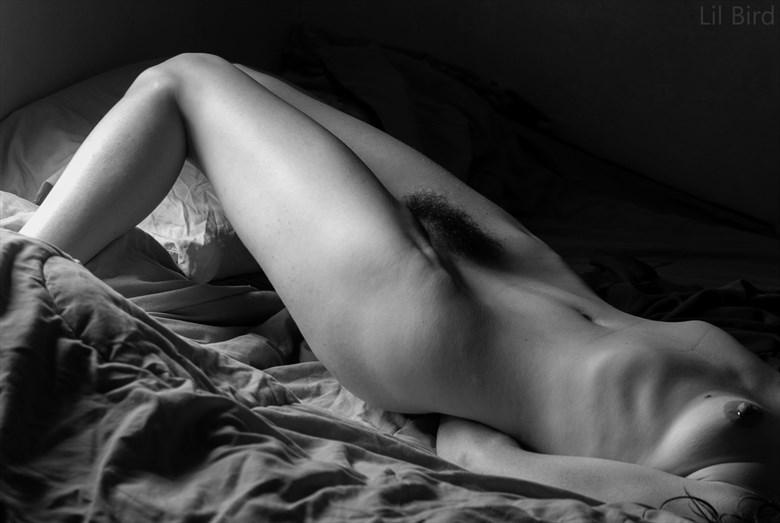 Artistic Nude Alternative Model Photo by Model Sirena E. Wren