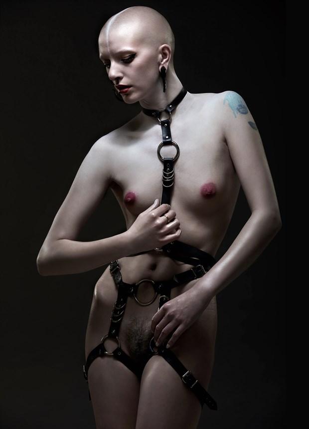 Artistic Nude Alternative Model Photo by Model Talli Lyndsey