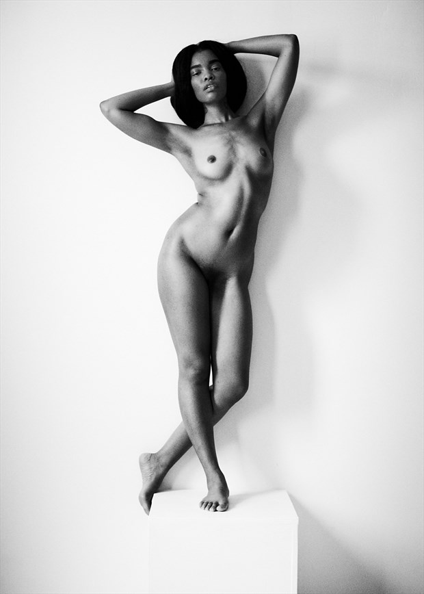 Artistic Nude Alternative Model Photo by Model Tea
