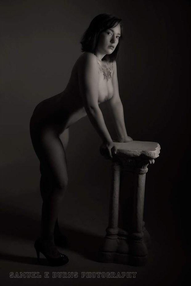 Artistic Nude Alternative Model Photo by Model sassacole