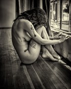 Artistic Nude Alternative Model Photo by Photographer Dan West