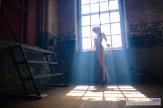 Artistic Nude Alternative Model Photo by Photographer MarkRobertRogers