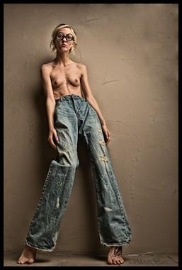 Artistic Nude Alternative Model Photo by Photographer Provoculos
