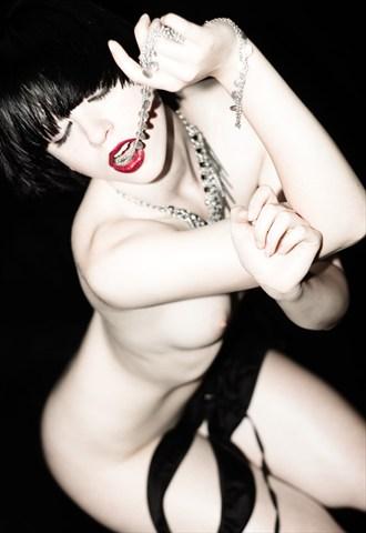 Artistic Nude Alternative Model Photo by Photographer crinklechip