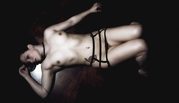 Artistic Nude Alternative Model Photo by Photographer digital box creations