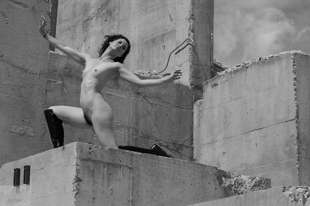 Artistic Nude Architectural Photo by Photographer JCP Photography