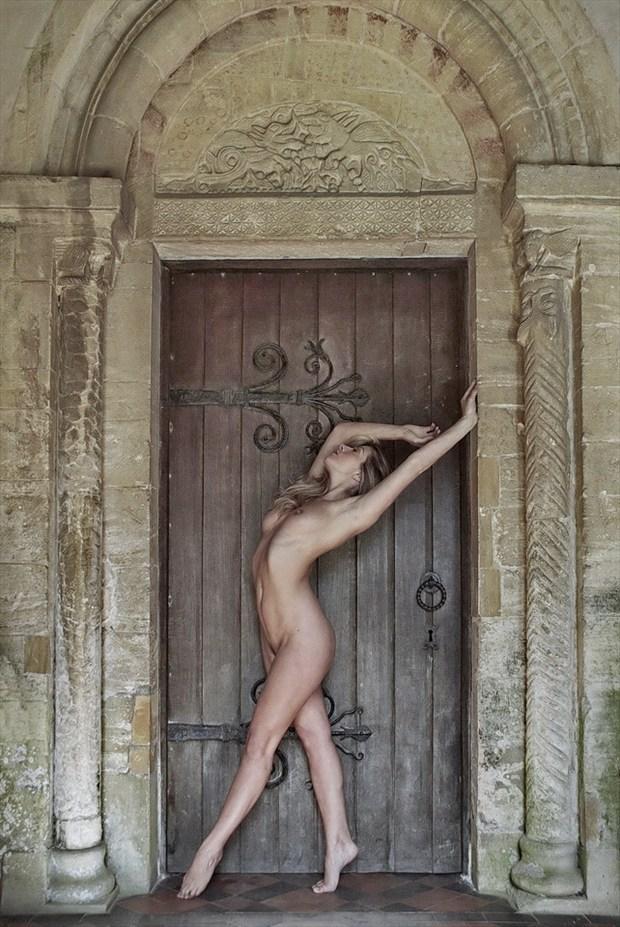 Artistic Nude Architectural Photo by Photographer Karen Jones