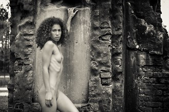 Artistic Nude Architectural Photo by Photographer The Artist