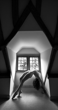 Artistic Nude Architectural Photo by Photographer Tim Pile