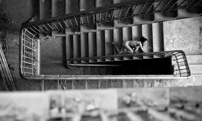 Artistic Nude Architectural Photo by Photographer eroticiques