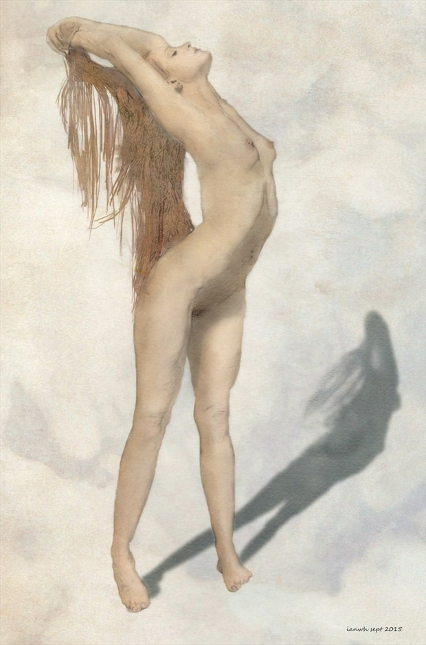 Artistic Nude Artwork by Artist ianwh