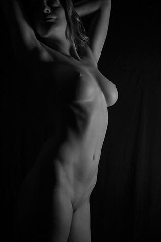 Artistic Nude Artwork by Model Artmodelchristina