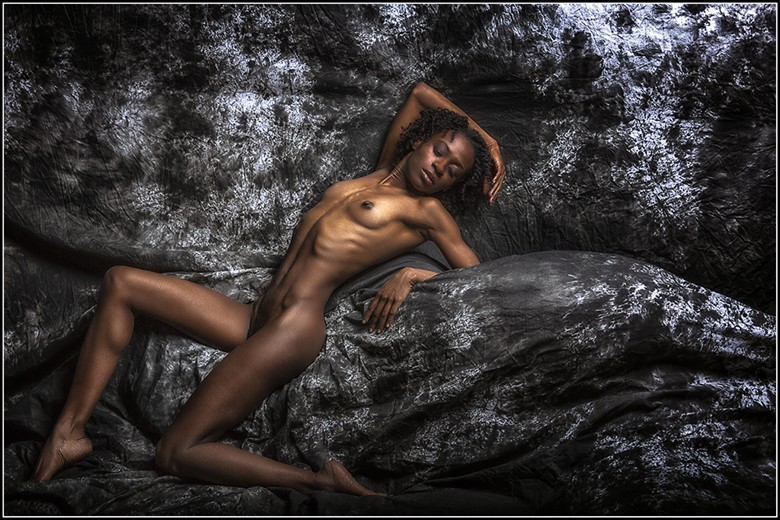 Artistic Nude Artwork by Model Gazelle