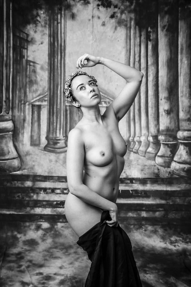 Artistic Nude Artwork by Model Jennifer Evie