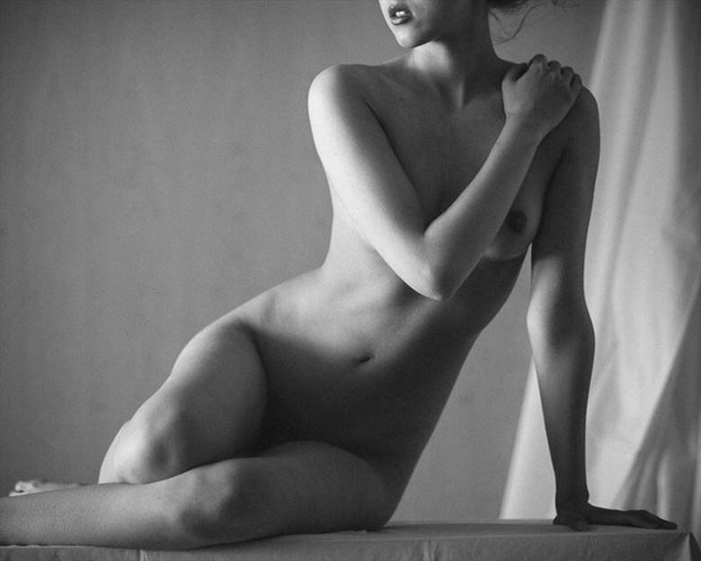 Artistic Nude Artwork by Model Mia Liberum