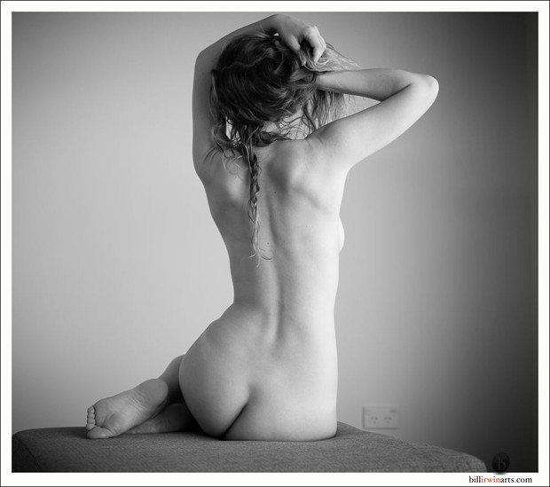 Artistic Nude Artwork by Model RomiMuse
