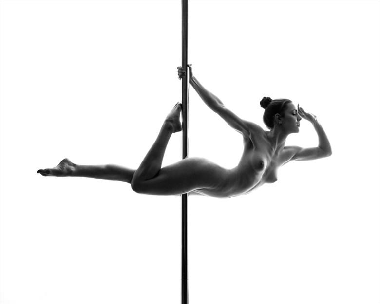 Artistic Nude Artwork by Model Soria