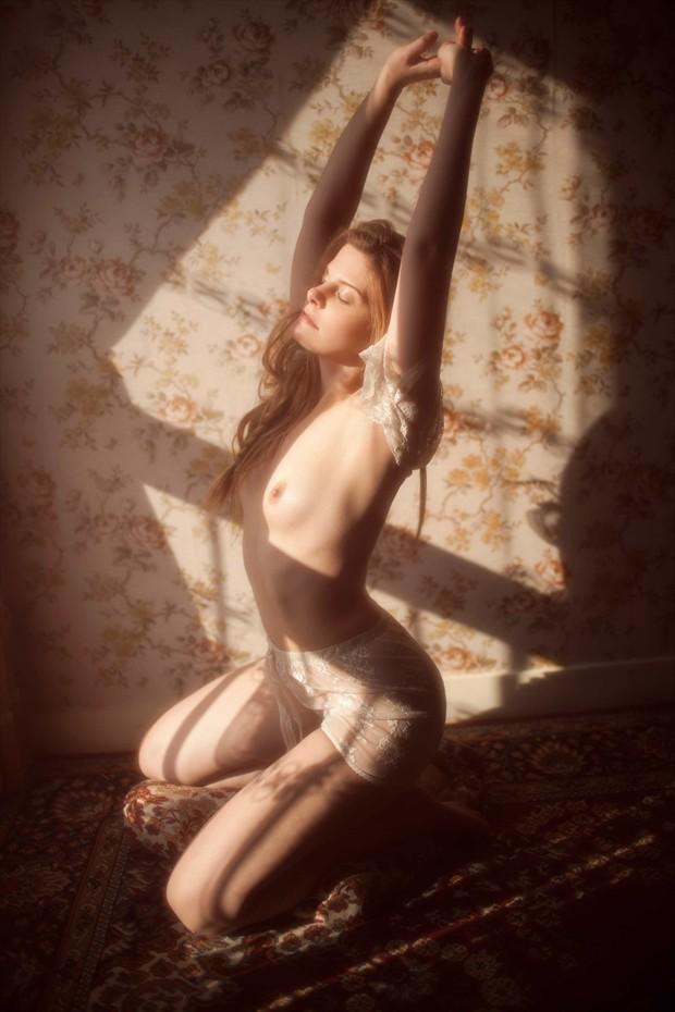 Artistic Nude Artwork by Model valentina feula