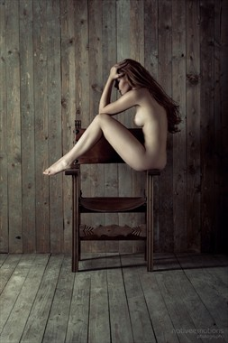 Artistic Nude Artwork by Model valentina feula