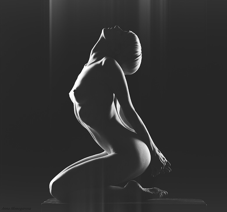 Artistic Nude Artwork by Photographer Anna Monogarova