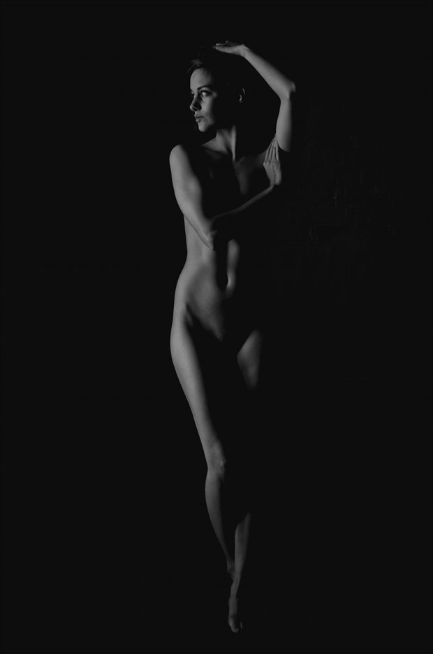 Artistic Nude Artwork by Photographer Danny G