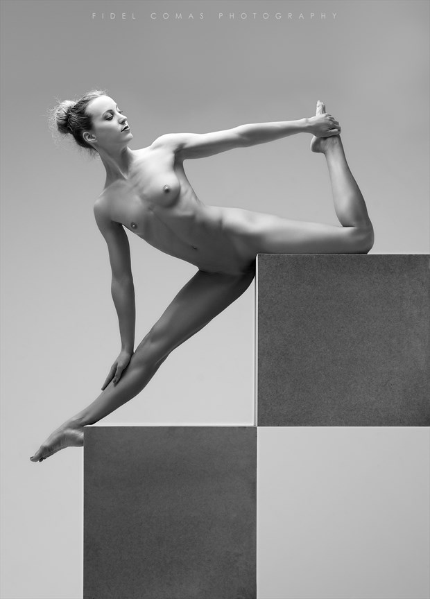 Artistic Nude Artwork by Photographer Fidel Comas Photography