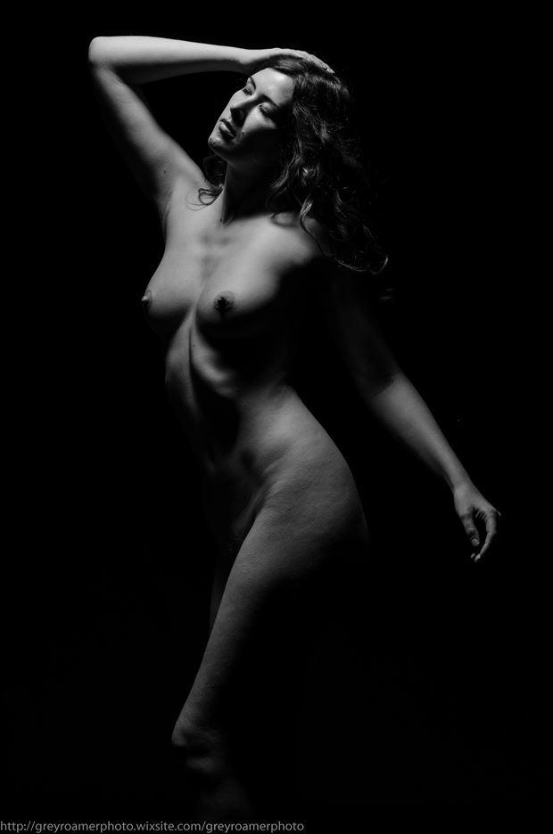 Artistic Nude Artwork by Photographer Greyroamer Photogrpahy