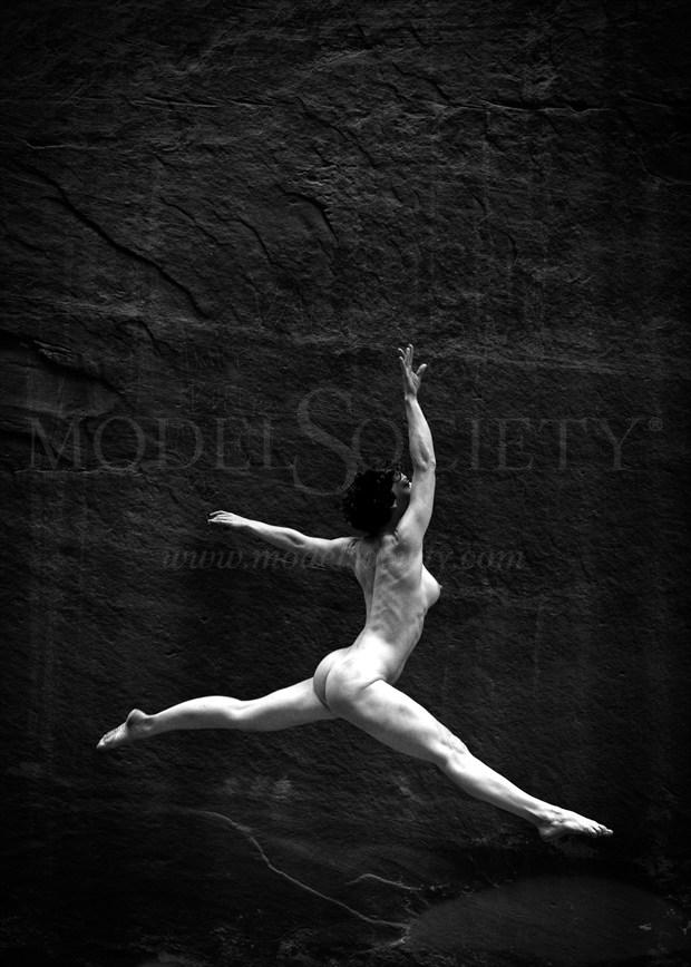 Artistic Nude Artwork by Photographer Tenney Penasco
