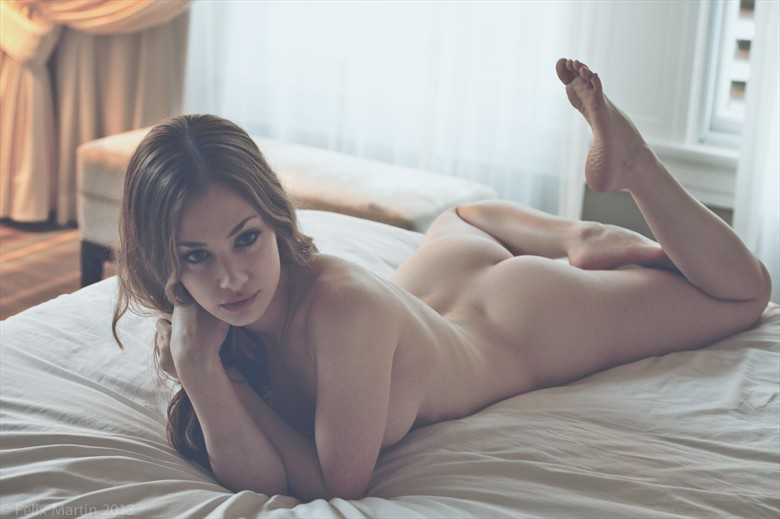 Artistic Nude Candid Photo by Photographer felix martin