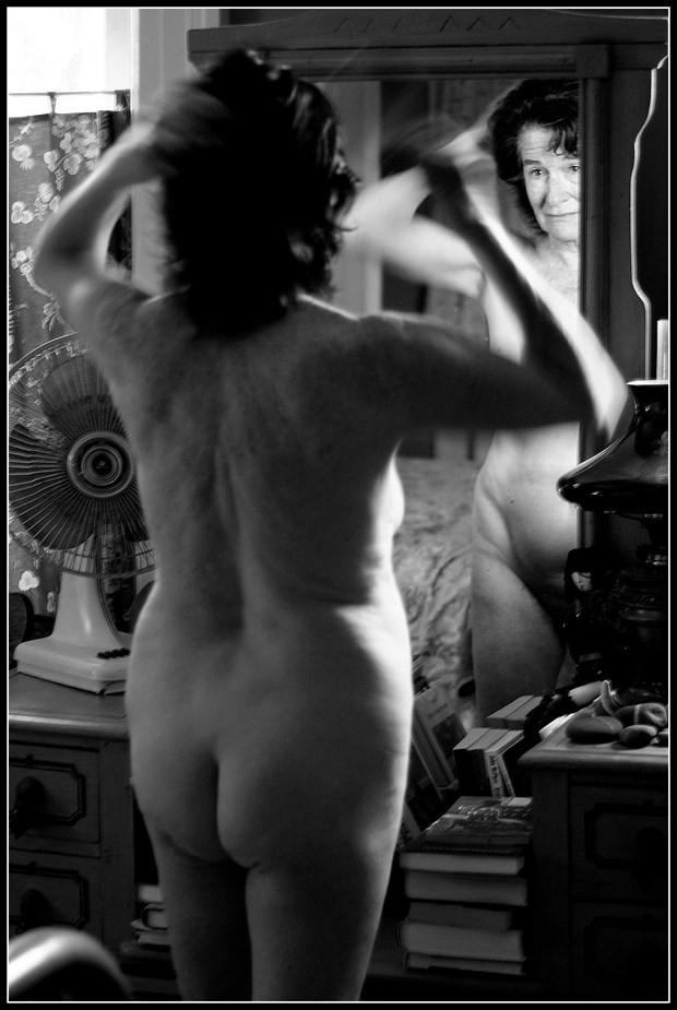 Artistic Nude Candid Photo by Photographer silverline images