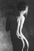 Artistic Nude Chiaroscuro Photo by Model Eleanor Kathryn