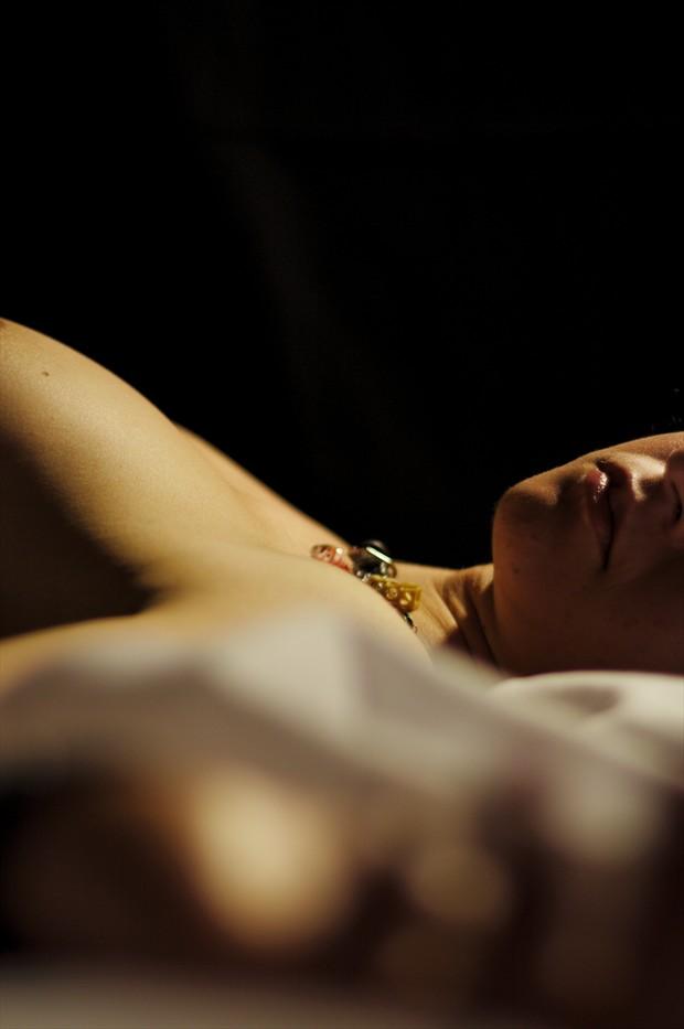 Artistic Nude Chiaroscuro Photo by Photographer Adero