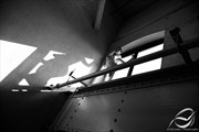 Artistic Nude Chiaroscuro Photo by Photographer NielG