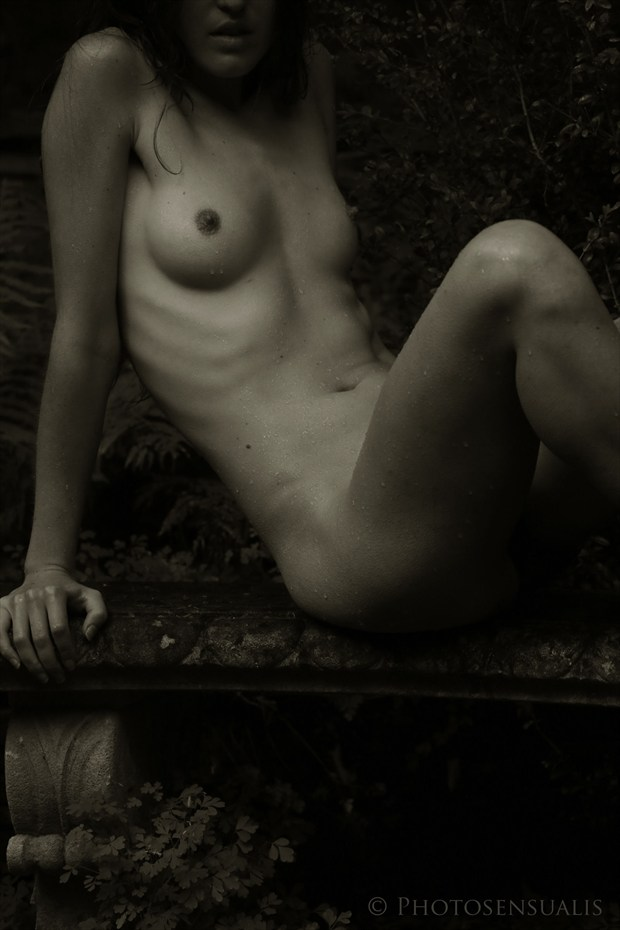 Artistic Nude Chiaroscuro Photo by Photographer Photosensualis
