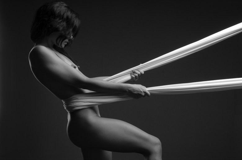 Artistic Nude Chiaroscuro Photo by Photographer Zabrodski