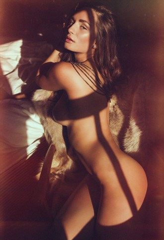 Artistic Nude Chiaroscuro Photo by Photographer crinklechip