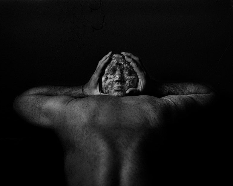 Artistic Nude Chiaroscuro Photo by Photographer wmzuback