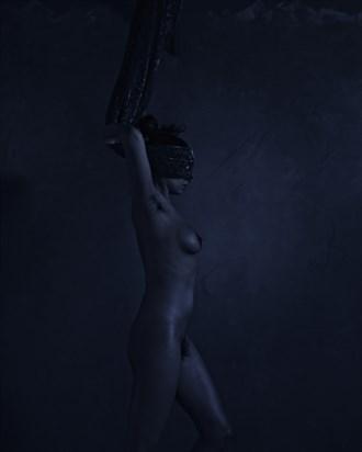 Artistic Nude Chiaroscuro Photo by Photographer wmzuback