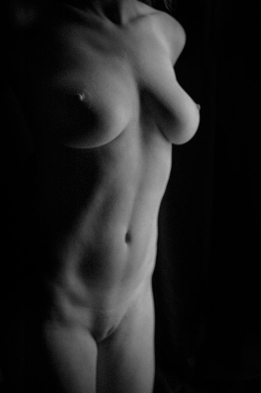 Artistic Nude Close Up Photo by Model Artmodelchristina