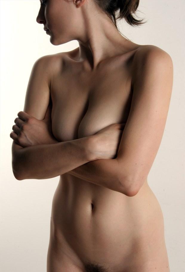 Artistic Nude Close Up Photo by Model erin elizabeth